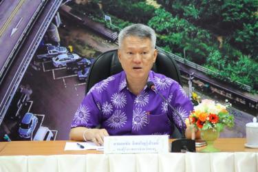 การประชุมเพื่อกำหนดแนวทางการจัด โครงการ Thailand Shopping & Dining Paradise 2018 (25 เม.ย.61)